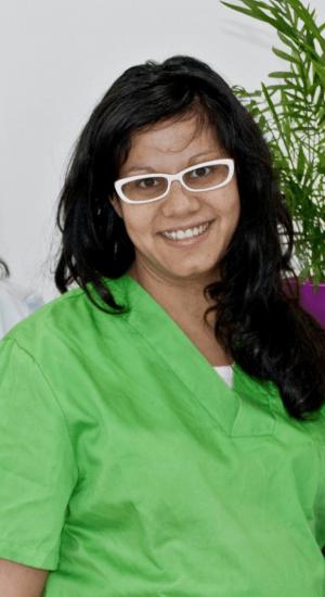 Lara García Fisioterapeuta